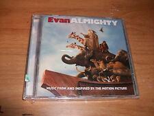 Evan Almighty [Film Score Original Soundtrack] (Music CD Jul-2007 Curb) Rock Pop