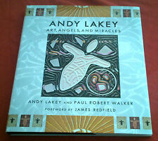 New Andy Lakey Art, Angels, and Miracles Hardcover