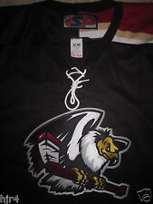 Bakersfield California Condors #1 Foss ECHL Minor League Hockey Jersey XL