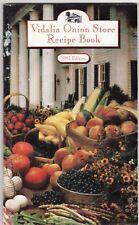 VIDALIA ONION STORE Recipe Book Georgia Cookbook 1993