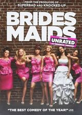 Bridesmaids (DVD, WS, 2011, Unrated/Rated) NEW