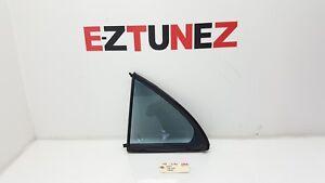 2001-2007 MERCEDES BENZ C32 LEFT DRIVER SIDE REAR VENT WINDOW GLASS OEM