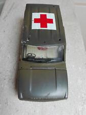 Range Rover Ambulanza Esercito Italiano die cast 1:24 Burago cod. 0131