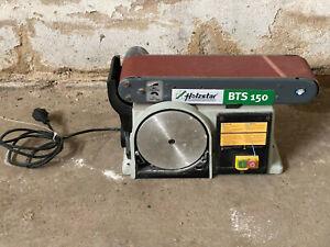 Holzstar BTS150 Band- + Tellerschleifer 400 W, 230 V, BTS 150