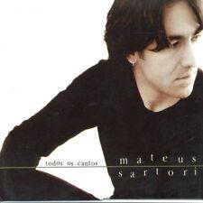 Mateus Sartori - Todos Os Cantos [New CD]