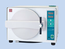 18L Dental Lab Automatic Autoclave Steam Sterilizer Medical Equipment 220V