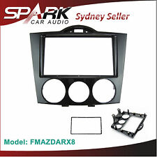 CP MAZDA RX8 RX-8 FACIA KIT Double 2 Din fascia panel plate dash surround