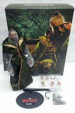 Hot Toys The Mandarin Iron Man Sir Ben Kingsley 1:6 Action Figure No Box & Chair
