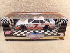 New 1994 Ertl American Muscle 1:18 NASCAR Alan Kulwicki Hooters Ford Thunderbird