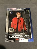 "2019-20 NBA Hoops Premium Stock LUKA DONCIC SP ""Backstage Pass"" Mavs 🏀🔥RARE"