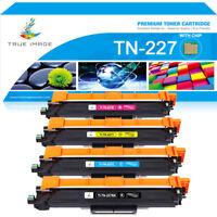 4PACK Toner Compatible with Brother Printers TN221 TN225 TN223 TN227 TN431 TN433