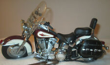 HARLEY DAVIDSON Franklin Mint HERITAGE SOFTAIL CLASSIC Diecast MOTORCYCLE
