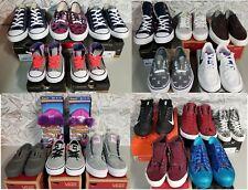 Lot 20 Nike VANS Converse Resale Shoes Sneakers MTE Chuck Taylor Wholesale NWB