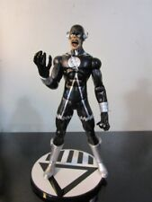 DC Direct Blackest Night Series 8 Black Lantern FLASH 7in Action Figure~