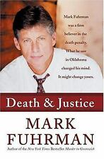 Death and Justice, Mark Fuhrman, Good Book