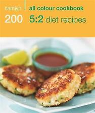 200 5:2 Diet Recipes: Hamlyn All Colour Cookbook (Hamlyn All Colour Cookery Book