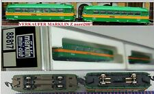 marklin märklin z 88817 Schienenbus loko+vagone RAG 750 si box