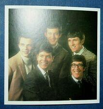 CLIFF RICHARD ANDTHE SHADOWS   Original 1967 Colour Photo Card