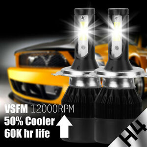 XENTEC LED HID Headlight Conversion kit H4 9003 6000K 1995-2002 Suzuki Esteem