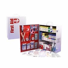Rapid Care 800-Pieces Home Safety Emergency Medical First Aid Supply Cabinet Box