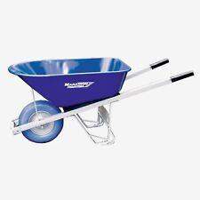 Marathon Industries 1350-2505 Steel Wheelbarrow 6 Cubic Feet, Single Wheel New