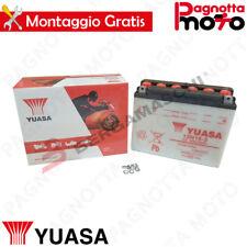 BATTERIA YUASA 12N18-3 DUCATI SPORT DESMO 500