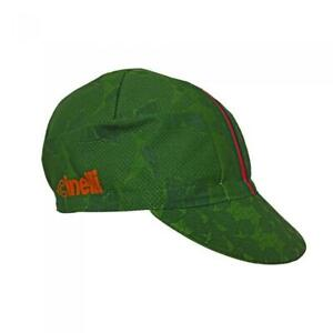 Hobo Green Cinelli Cycling Cap by Cinelli