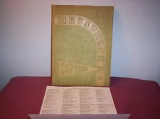 1952 Megaphone Central High School, Nashville, Tennessee Yearbook