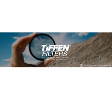 Tiffen 58mm UV 70D protection lens filter for Canon EOS DSLR with EF-S 18-55mm