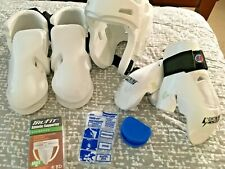 Martial Arts Sparring Equipment, Protective Gear, Combat Sports, Protection