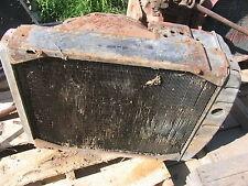IH INTERNATIONAL  FARMALL 400 450  Engine Motor Radiator