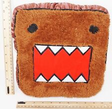 "DOMO 2 IN 1 - PILLOW & PLUSH TOY BY KELLYTOY 10"" STUFFED ANIMAL FIGURE 2014 NEW"