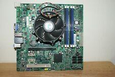 Acer H57H-AM2 V: 2.0 LGA1156 DDR3 VGA PCI-e scheda madre con Piastra & i7-878