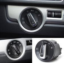 Auto Euro Headlight & Fog Light Switch Control For Jetta MK5 VW Passat CC Golf H