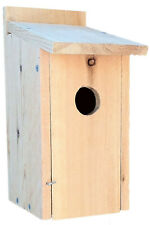 Handcrafted Bluebird Birdhouse Kit--Unassembled- Easy project to assemble- NEW!