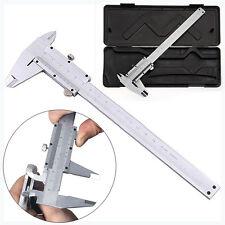 """Stainless Steel 150mm/ 6"""" Digital Gauge Vernier Caliper Micrometer Tool+ Case"""