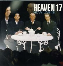 Heaven 17 - How Live Is - CD - Neu
