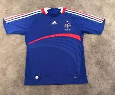 adidas France Jersey FFF French National Soccer Team Size Youth XL Futbol