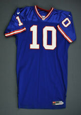 1999 Kent Graham New York Giants Game Issued Worn Jersey! Ohio State Buckeyes