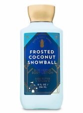 Bath and Body Works Body Lotion - Frosted Coconut Snowball