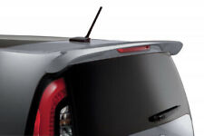 2014-2019 Kia Soul Rear Spoiler Painted Code IM Titanium Silver B2F34-AB100IM