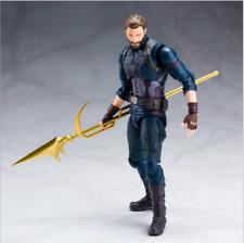Action Figures S.H.Figuarts Captain America Marvel Avengers PVC Collection Toys