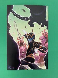 Power Rangers #7 1:10 Scalera Virgin Incentive Variant BOOM! Studios 2021