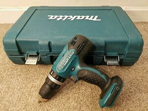 PROFESSIONAL DHP453 LXT 18V COMBI CORDLESS DRILL WITH CASE, FULL WORKING ORDER