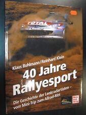 40 Jahre Rallyesport, Klaus Buhlmann / Reinhard Klein