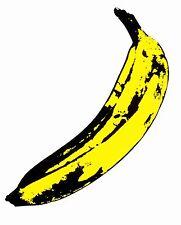QUADRO STAMPA SU TELA CANVAS Warhol Andy  BANANA 90x90 POP ART DESIGN WARHOL