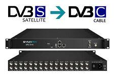 SYMARIX SRC1616 digitale Kopfstation Kanalaufbereitung DVB-S2 zu DVB-C QAM HD
