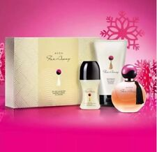 Avon Far Away Gift Set - Perfume 50ml & Shower Gel & Deodorant - New & Sealed