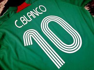 Jersey mexico adidas 2007 Cuauhtemoc Blanco (XL) vintage club america shirt