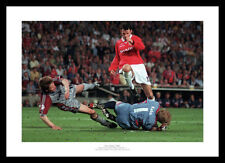 Manchester United Football Player Photographs